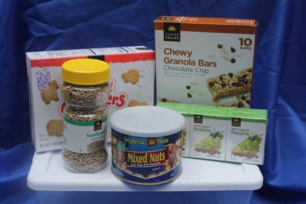 Back to school snacks with Dollar General