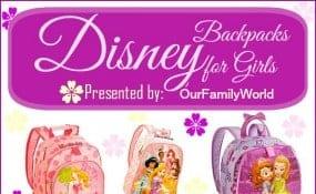 Back to School Backpacks for Girls
