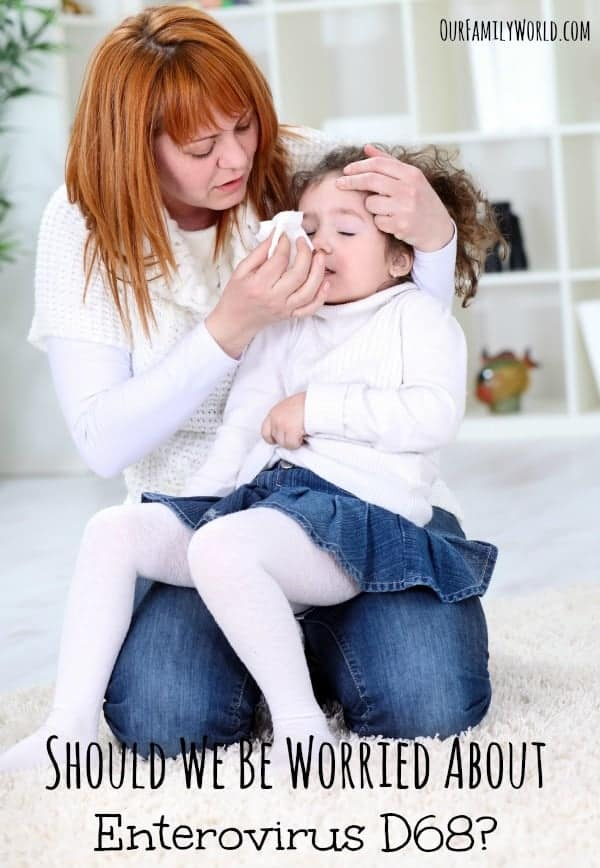 Should We Be Worried About Enterovirus D68