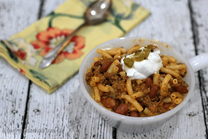 easy-mexican-mac-n-cheese Easy Meals For A Large Family