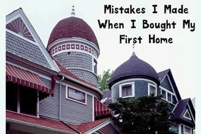 Planning on buying a new house? Before you start, learn from these five mistakes I made when I bought my first home! You'll thank me later!