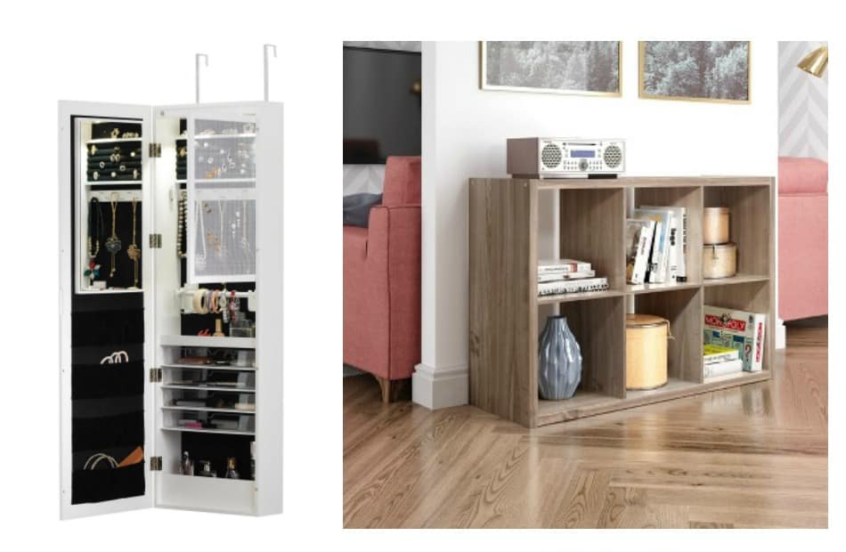 Put a stop to back to school morning madness with these 5 clever storage solutions to keep organized this fall! Check them out!